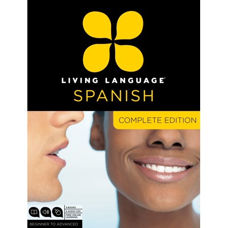 Living Language Spanish, Complete Edition : Beginner through advanced course, including 3 coursebooks, 9 audio CDs, and free online (Learn Pashto Language)