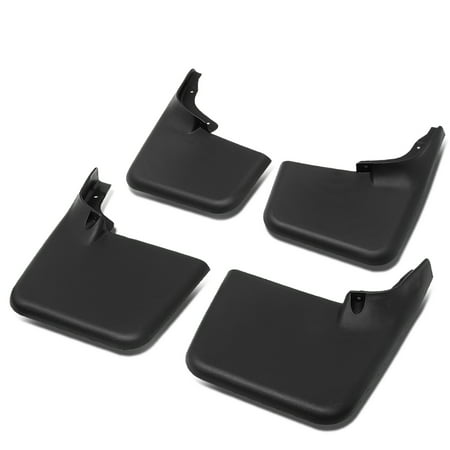 Mud Flaps Splash Guard Kit For 2004-2014 Ford F150 - 4 Pieces