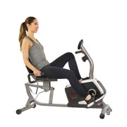 Best Fitness Bikes - Sunny Health & Fitness Magnetic Recumbent Bike Exercise Review