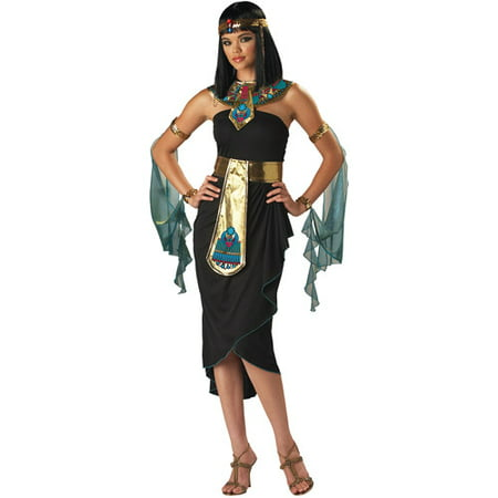 Cleopatra Adult Halloween Costume - Homemade Cleopatra Costume
