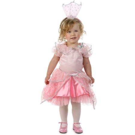 Baby Glinda Costume (The Wizard of Oz Glinda Infant Halloween Costume, 6-12)