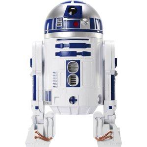 """Jakks Big-Figs Deluxe Star Wars 20"""" R2-D2 Figure (31"""" Scale)"""