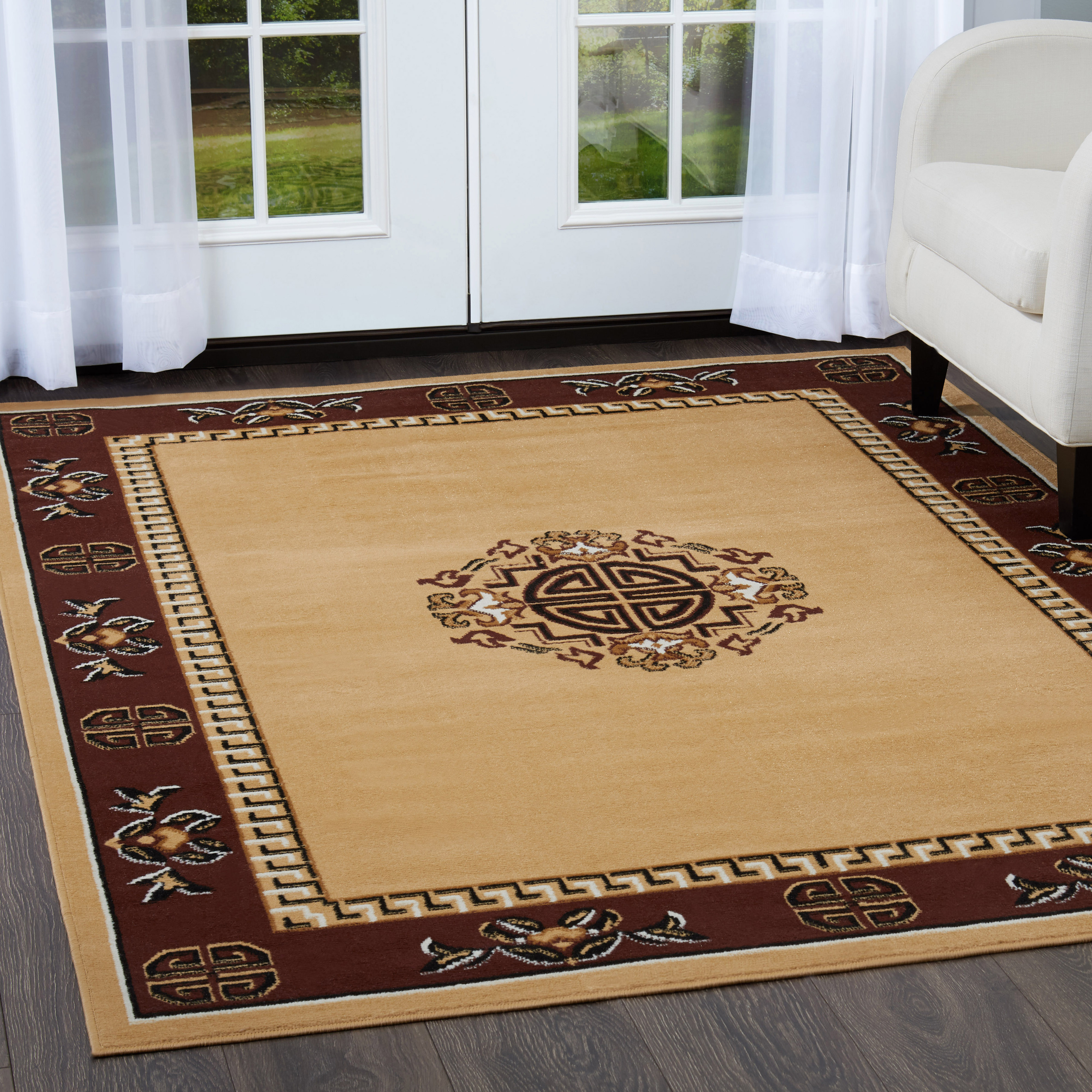 Home Dynamix Premium Collection Tribal Area Rug