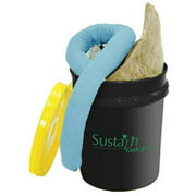 SUSTAYN BY SPILFYTER OSR304 Spill Kit, Oil-Based Liquids, Black