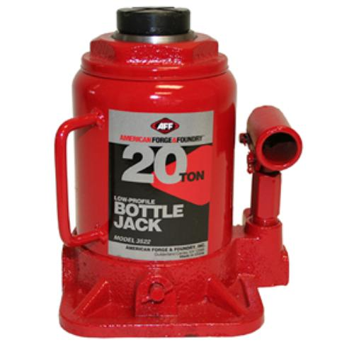 Intermarket 3522 20 Ton Short Bottle Jack