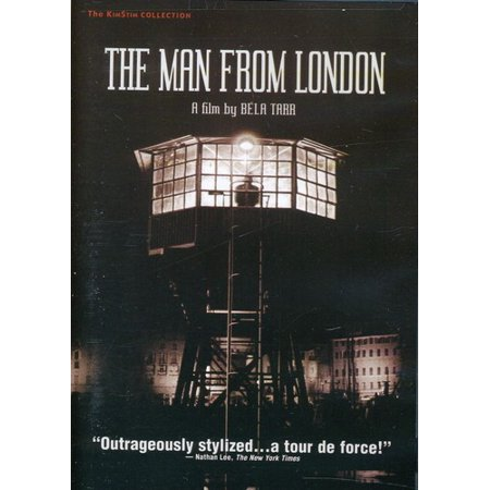 MAN FROM LONDON (DVD) (B&W/HUNGARIAN/FRENCH/ENG W/OPT ENG SUB) (DVD)](Scary Films Halloween London)