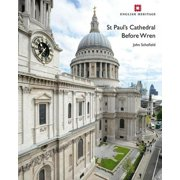 St Paul's Cathedral Before Wren