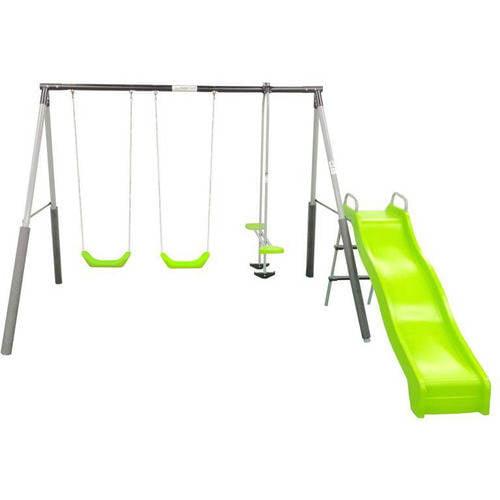 Flexible Flyer Grow With Me Swing Set