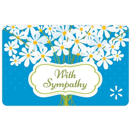 With Sympathy eGift Card