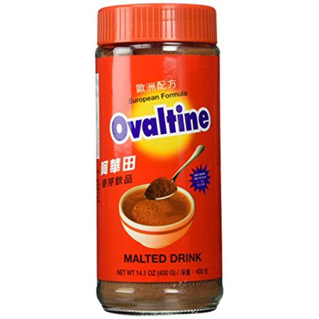 Ovaltine European Formula Malted Drink 14.1 Oz - 400g -