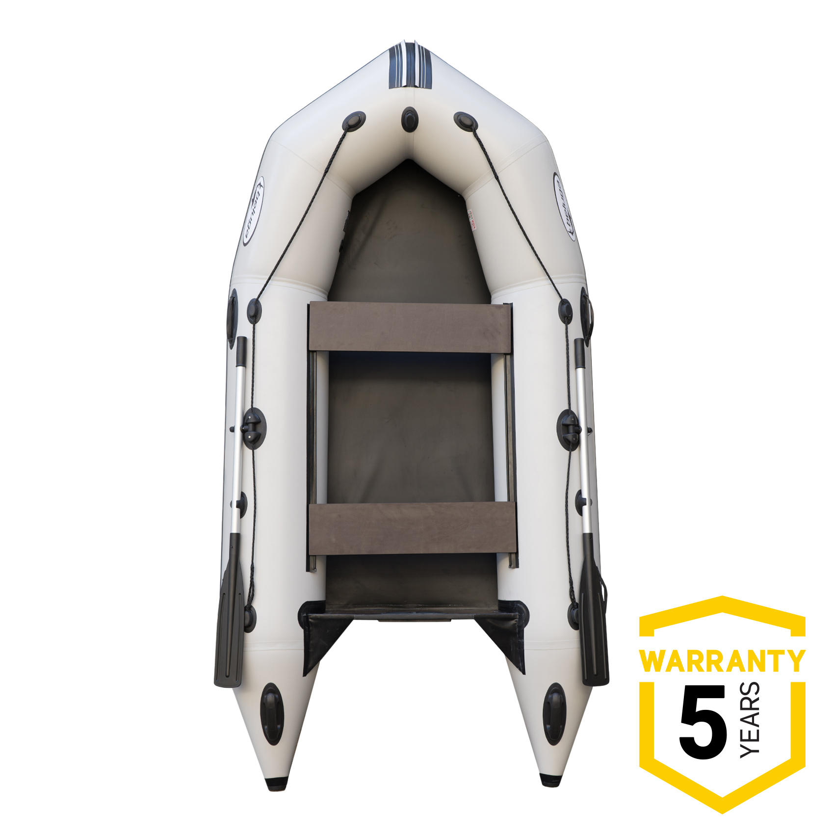 Beluga 10 FT. Light Gray Inflatable Boat C-310FFD
