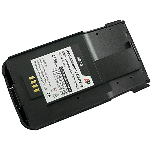 Avaya 9040 and 9631 Phone Replacement Extended Capacity Battery. 2150 mAh
