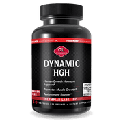 Olympian Labs Performance Sports Nutrition Dynamic HGH Capsules, 150 Ct