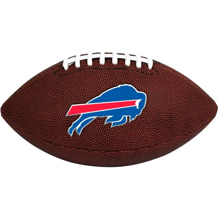 Rawlings NFL Official Size Game Time Football, Buffalo
