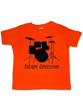 Future Drummer Toddler T-Shirt
