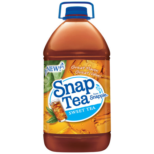 Snapple Snaptea Sweet Tea Pet 1gal Ls4