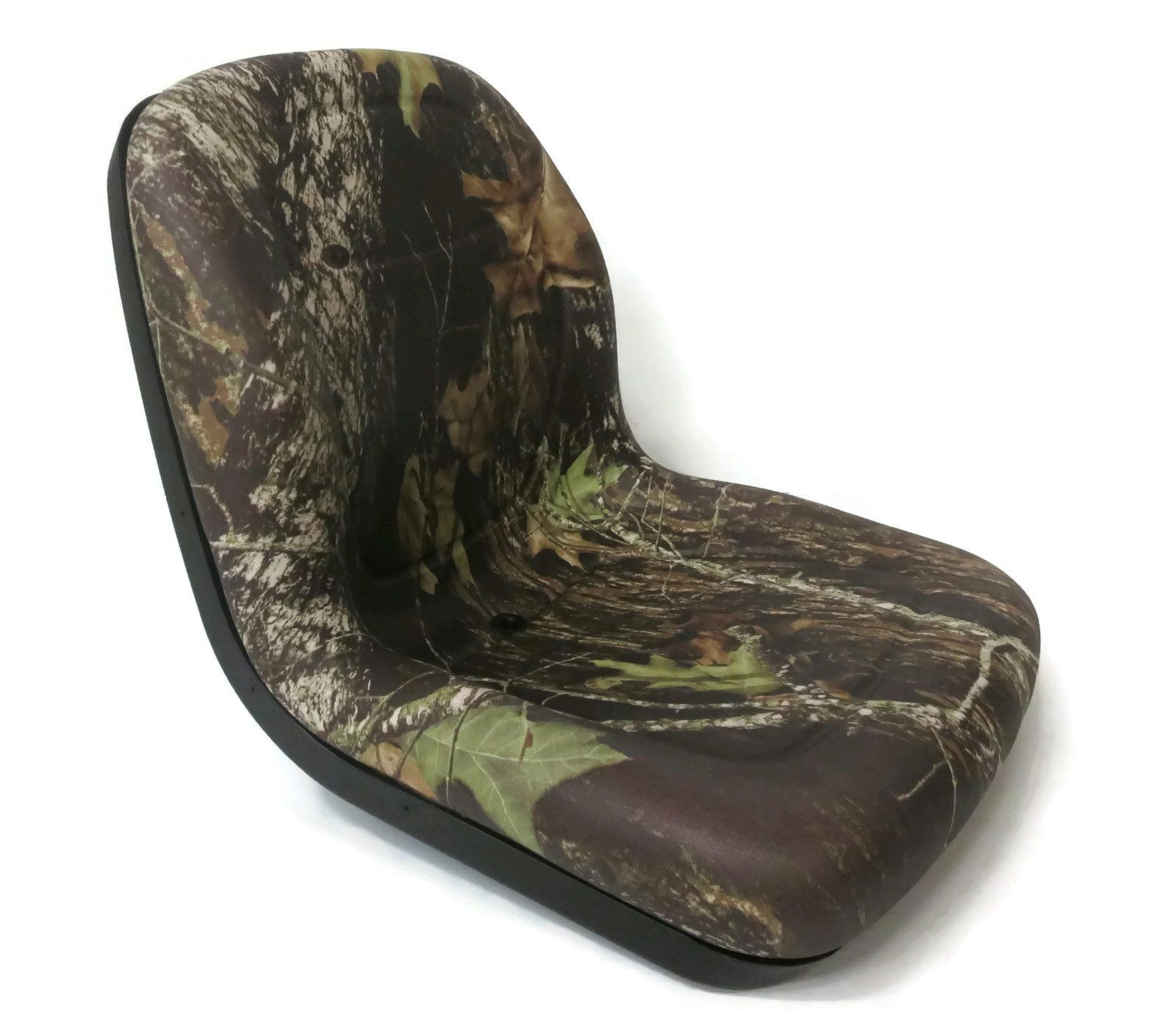 New Camo HIGH BACK SEAT for Scag ZTR Zero Turn Lawn Mower Tractor Made in USA by The ROP Shop by Milsco