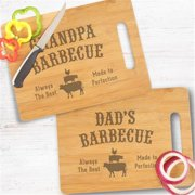Monogramonline IN4275 Serving Board - Grandpa Barbecue