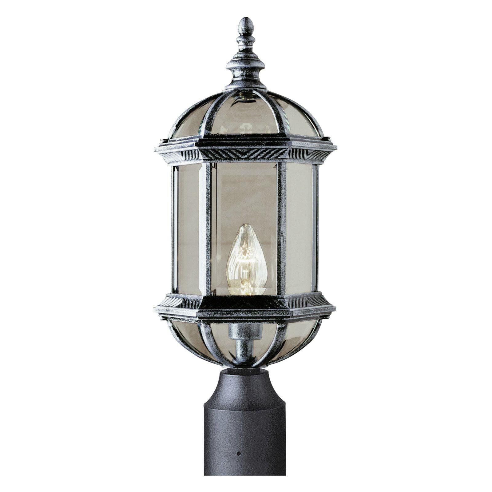 Trans Globe 4186 Post Lantern - 7.5W in.