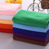 10pcs Practical Durable Soft Fiber Cotton Face Hand Cloth Towels (Cotton Face Cloth)