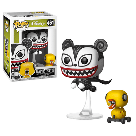 Funko POP Disney: Nightmare Before Christmas - Vampire Teddy w/ Undead Duck](Nightmare Before Christmas Mayor)
