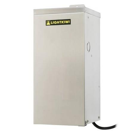 Low Voltage Magnetic Transformer (Lightkiwi Multi-Tap Low Voltage 300W 12V Magnetic Transformer )