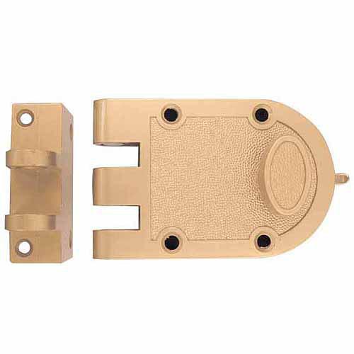 Ultra 44860 Jimmyproof Lock with Shutterguard
