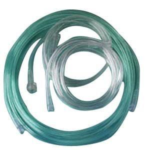 Med Tint (Oxygen Green Tint S.L. Tubing 25 ft., Standard, Green, 1)