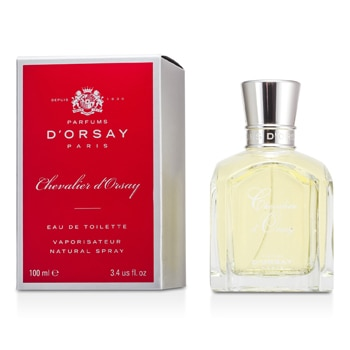 Parfums Dorsay 13657721405 Chevalier dOrsay Eau De Toilette Spray - 100ml-3. 4oz