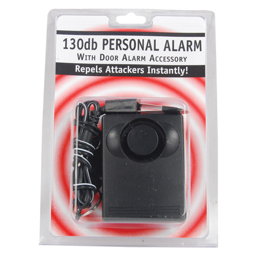 130db Alarm w/Door Alarm