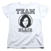 Gossip Girl Team Blair Womens Short Sleeve Shirt