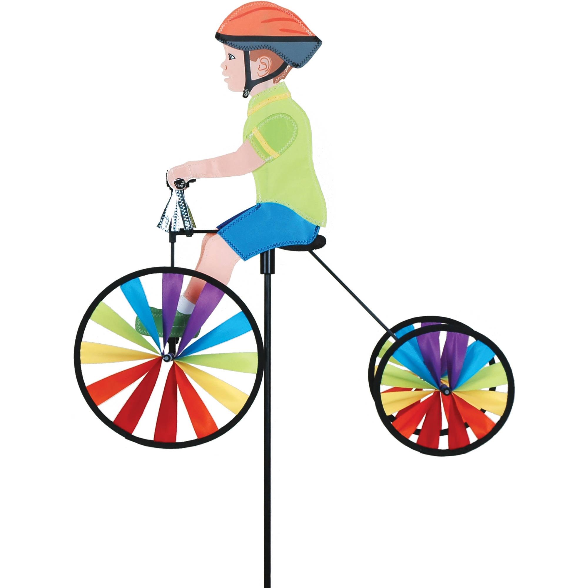 "Premier Designs 19"" Tricycle Spinner, Boy by Premier Kites"