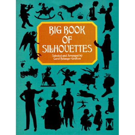 Big Book of Silhouettes - Bug Silhouette