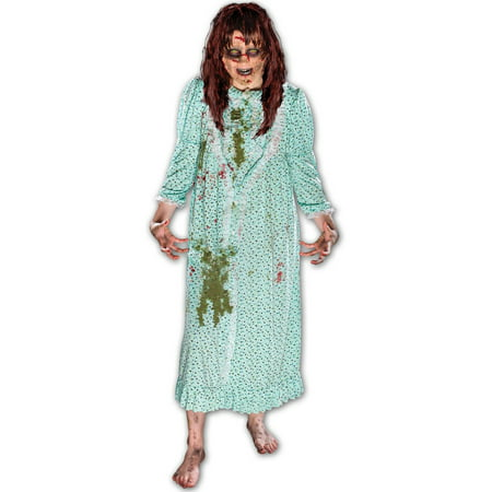 Possessed Demonic Girl Costume (Possessed Person Halloween)