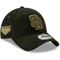 super popular 356be 62afd Product Image San Diego Padres New Era 2019 MLB Armed Forces Day 9TWENTY  Adjustable Hat - Camo -