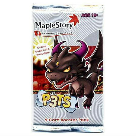 Maple Story Trading Card Game P3ts