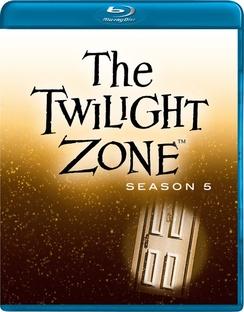 The Twilight Zone: Season 5 (Blu-ray) by Paramount Home Entertainment