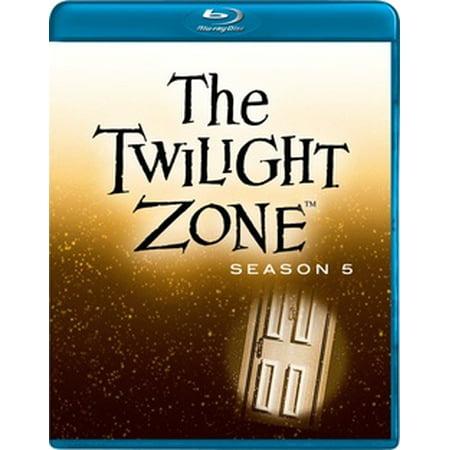 The Twilight Zone: Season 5 (Blu-ray) (Twilight Zone Halloween)