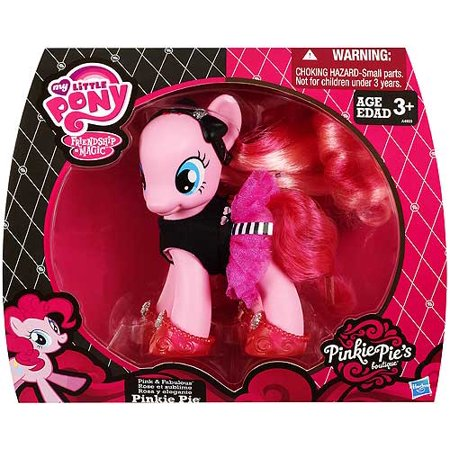 My Little Pony Pinkie Pie's Boutique Pink & Fabulous Pinkie Pie Figure](Little Fashions Boutique Coupon Code)