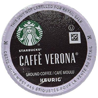 Starbucks Coffee cafe verona blend 96 k cups