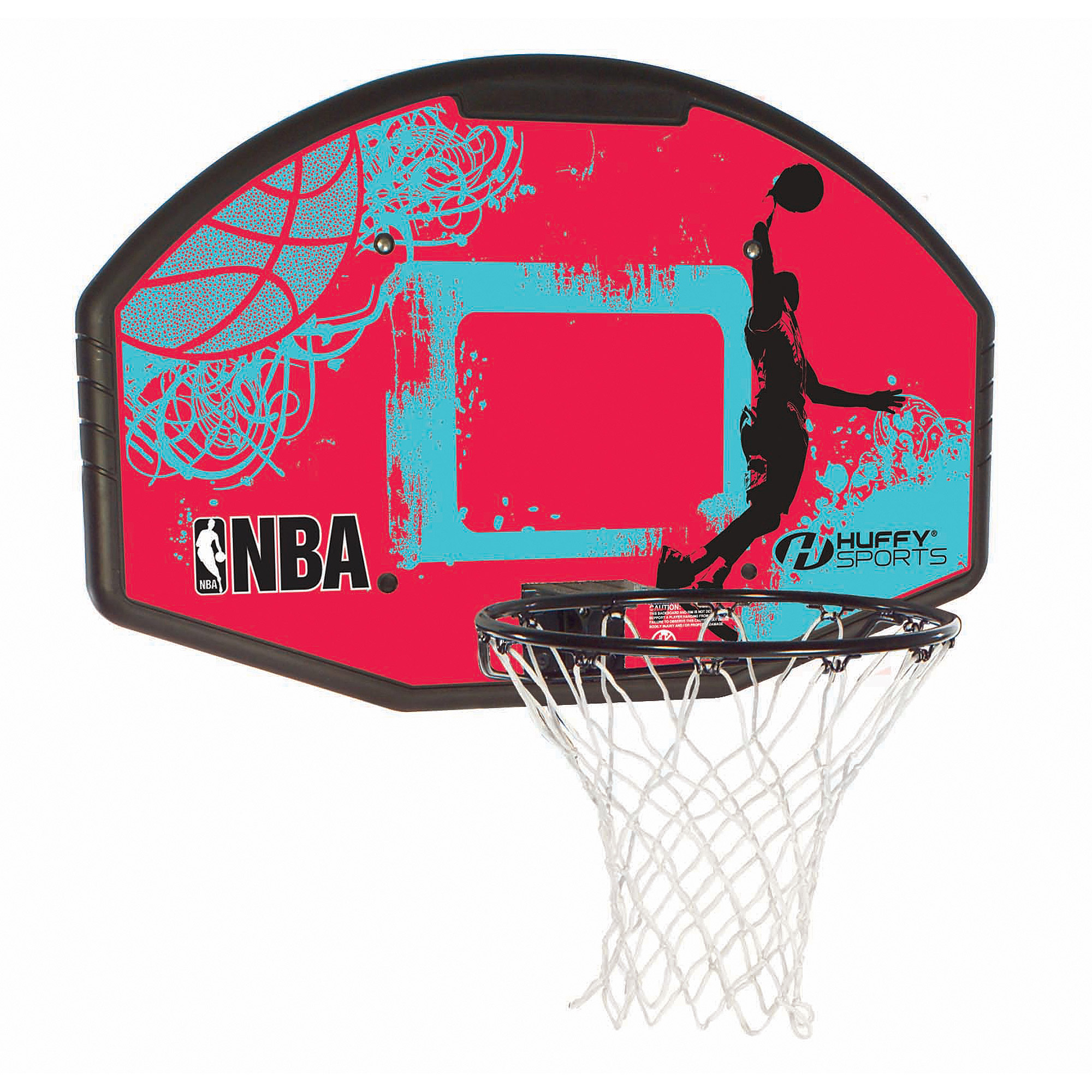 Spalding Rim and Backboard Combo with Mount