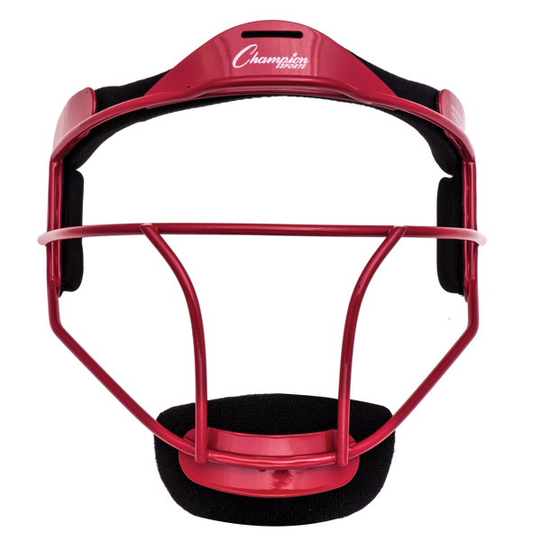 Softball Fielder's Face Mask by Champion Sports