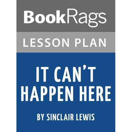 Lesson Plan: It Can't Happen Here - eBook