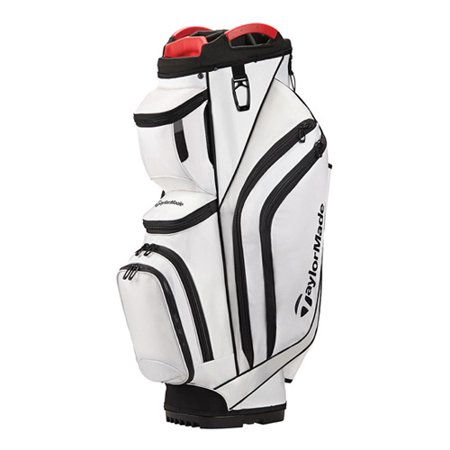 New Taylormade Supreme Cart Bag White
