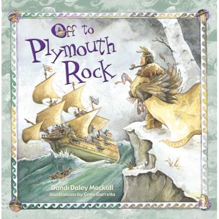 Off to Plymouth Rock - eBook -