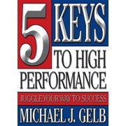 The Five Keys to High Performance - eBook