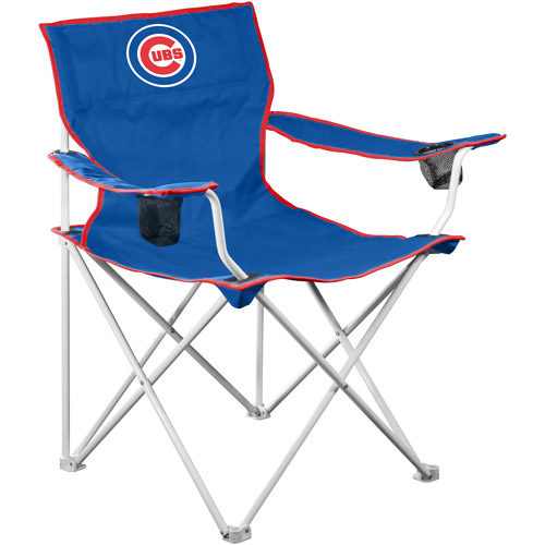 Logo Chair MLB Chicago Cubs Deluxe Chair