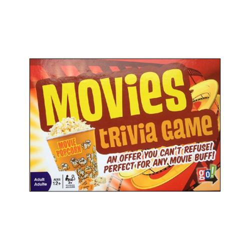 Family Trivia Games (Go! Games,  Movies Trivia)