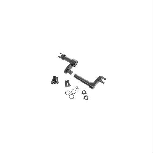 """Drag Specialties XL Peg Conversion +2"""" Black Fits 11-14 Harley-Davidson XL 1200X Sportster Forty-Eight"""