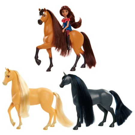 Spirit Riding Free Frontier Set